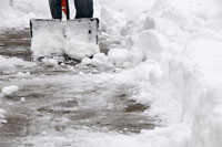 Snow Precautions to Protect House Cleaners