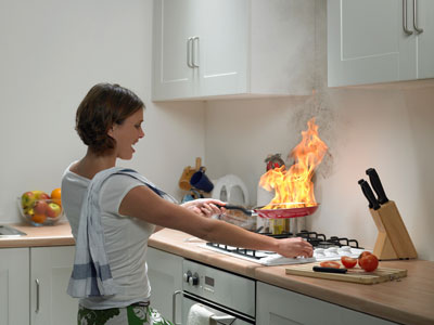 Reducing Risk Inside and Around the Home